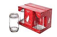 Набор стаканов  Нежность 34-809 330 мл   6 шт