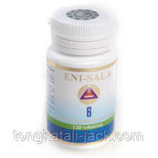 Пептидный комплекс Eni-Sala 6-60 таблетки № 60