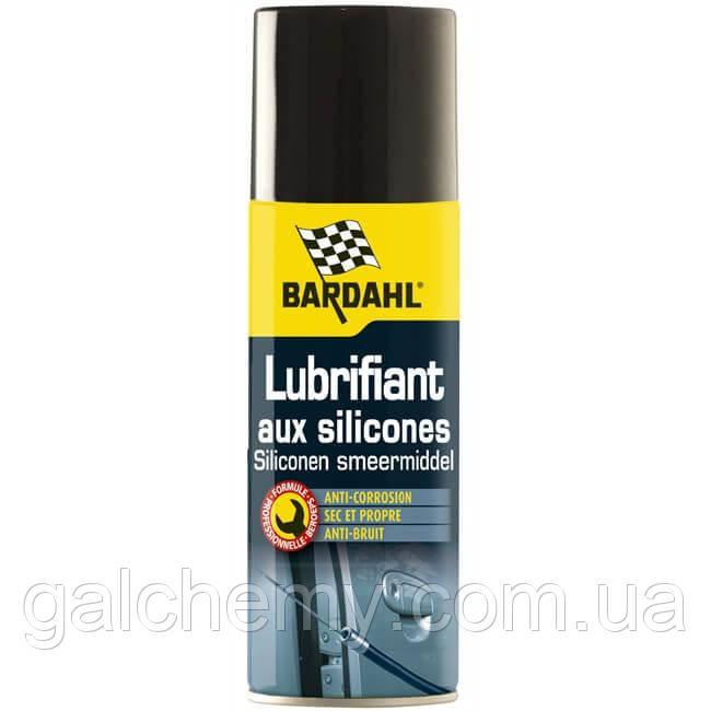 Аерозоль Bardahl Lubrifiant Aux Silicones (200мл) (4456)