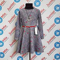 Детское модное нарядное платье для девочек оптом  Aleesia