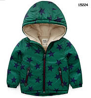 Демісезонна куртка для хлопчика. 140 см