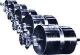 Железоотделители шкивные Ш 65-63М, Ш 100-80М и Ш 140-100М