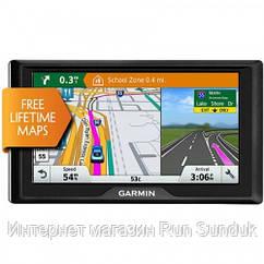 Навигатор Garmin DriveSmart 60LMT