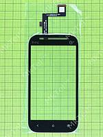Сенсор HTC Desire SV T326e, черный copyAA