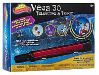 Телескоп 30X (Scientific Explorer Vega 30 Telescope and Tripod)