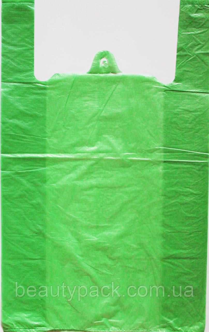 "Пакет поліетиленовий Майка ""№5"" 35х58 см / уп-100шт"
