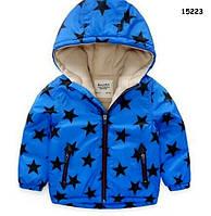 Демісезонна куртка для хлопчика. 140, 150 см