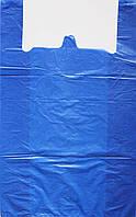 Пакет полиэтиленовый Майка  №7, Упаковка: 50 шт, Ширина: 44 см, Высота: 74 см, Плотность: 45 Мкм.