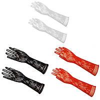 "Перчатки ""Ажур""(три цвета) , фото 1"