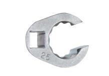 "3/8"" Ключ разрезной под вороток (Воронья лапа) 10 мм L=35 мм"