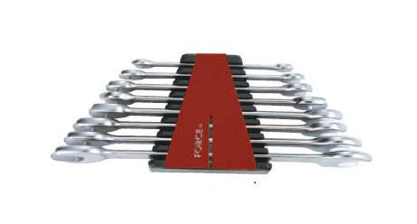 Набор ключей рожковых 8 пр. (6-22 мм)