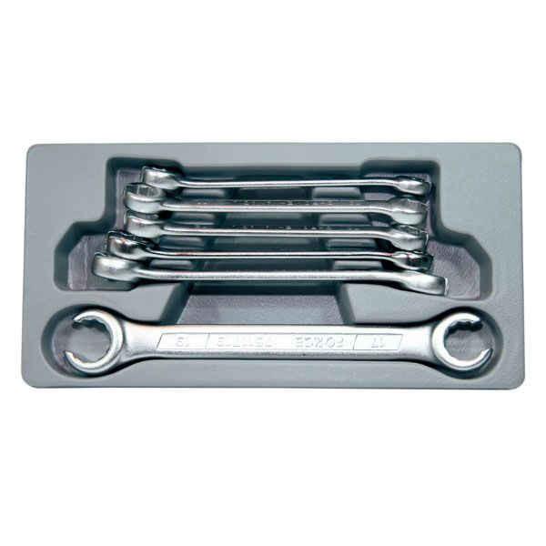 Набор ключей разрезных 6 пр. (8-19 мм)