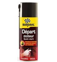 Аерозоль для запуску двигуна Bardahl Depart Moteur 400мл (4562)