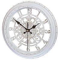 Часы настенные 28 см 131A/white