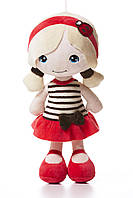 Мягкая игрушка Кукла Аннет 30 см ЛевеняК394В
