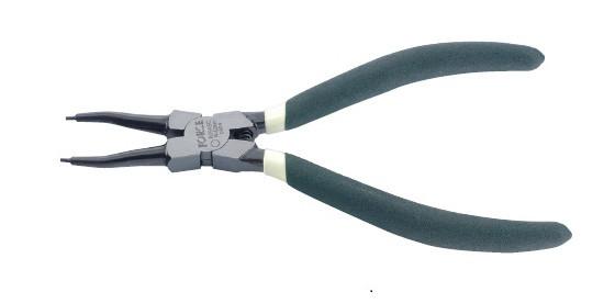 Щипцы для снятия стопорных колец прямые (сжатие) L = 180 мм