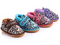 Яркие стильные тапочки для девочки размер 30-35