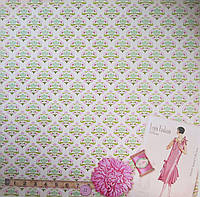 Бумага декоративная для скрапбукинга двухсторонняя 30*30см 003 TILDA