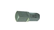 Бита квадрат 13 мм L=30 мм (Force 174S3008)