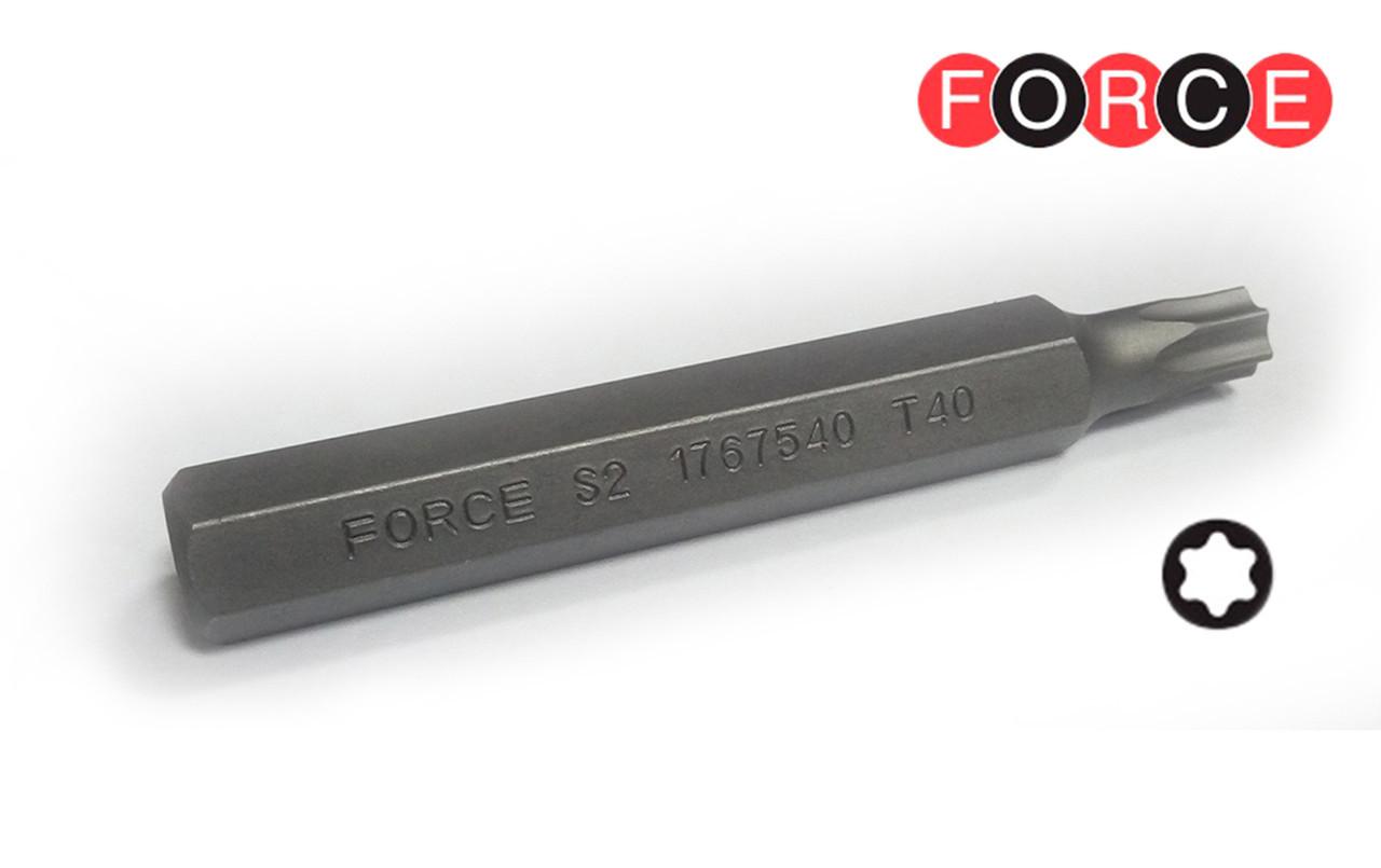 Бита Torx T20 L=75 мм (Force 1767520)