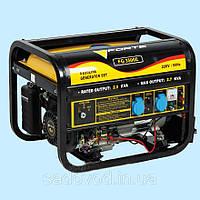 Генератор бензиновый FORTE FG3500E (2.5 кВт), фото 1