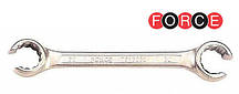 Ключ разрезной 10х11 мм (Force 7511011)