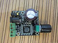 Модуль усилитель PAM8610  2x15W с регулятором