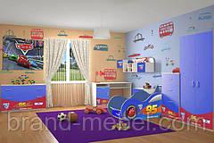 Детская комната Тачки