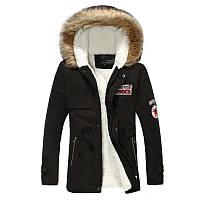 Мужская зимняя куртка AL7828-10