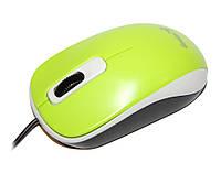 Мышь Genius DX-110 Green, Optical, USB, 1000 dpi