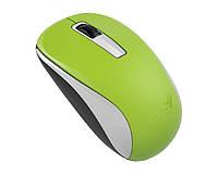 Мышь беспроводная Genius NX-7005 USB Green, Optical, 1200 dpi