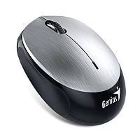 Мышь беспроводная Genius NX-9000BT USB Silver, Bluetooth 4.0