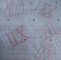 Бумага декоративная для скрапбукинга односторонняя 15*15см Romantic 99 ROSA Talent