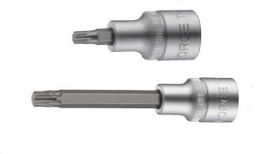 """1/2"""" Головка-бита Torx Т45, L=100 мм"""