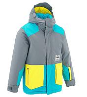 Куртка детская зимняя лыжная Wedze Free 500