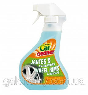 Очисник дисків Bardahl Jantes et Enjoliveurs Car Cleaner (500 мл)  (38009)