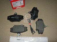 Колодка тормозная PEUGEOT/RENAULT 205/309/CLIO/EXPRESS передний (производитель Cifam) 822-120-0K