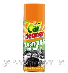 Поліроль Bardahl Nettoyant Plastique Car Cleaner (400 мл)  (38001)