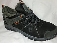 Ботинки мужские кожаные зимние Columbia M 201 р 40-45