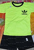 Спортивная форма детская, р.60,64,68. футболка+шорты, фото 1