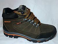 Ботинки мужские кожаные зимние Columbia 191 р 40-45
