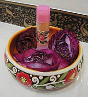 Бальзам для губ с розой дамасской.  5 грамм