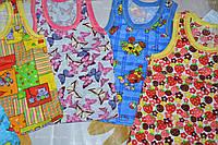 Майка детская с рисунком,р.86-90,92-98,98-104, фото 1