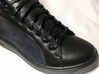 Ботинки мужские кожаные зимние Lacoste 197 р 40-45