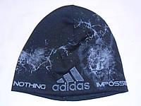 Мужские шапки  -adidas-