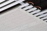 Перфорированный гипсокартон Knauf-Acoustic ППГЗ-С1-8/18 КР-4ПК 1998*1188*12,5 мм, фото 3
