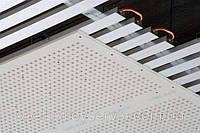 Перфорированный гипсокартон Knauf-Acoustic ППГЗ-С2-12/25 КВ-4ПК 2000*1200*12,5 мм, фото 1