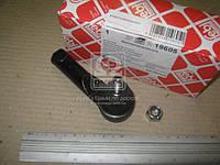 Наконечник тяги рулевая RENAULT KANGOO, MEGANE (01-) левая (производитель Febi) 19605