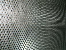Негорючая панель в оцинкованной перфорированной кассете Саундлюкс-Техно 2500*300*40 мм