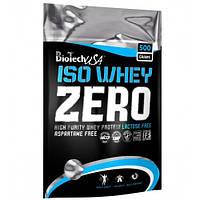 Протеин Biotech  IsoWhey Zero LACTOSE FREE, 500 гр.